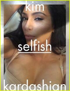 kim-kardashian-releasing-352-page-selfie-book