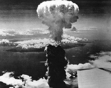 Nuclear Bomb Blast of Hiroshima