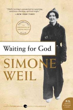 Waiting for God, Simone Weil