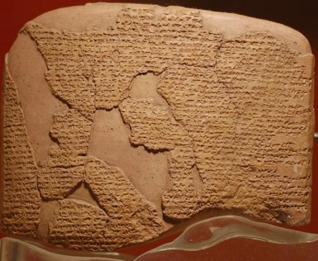 Treaty of Kadesh: Oldest Peace Treaty; between Egypt and the Hittites