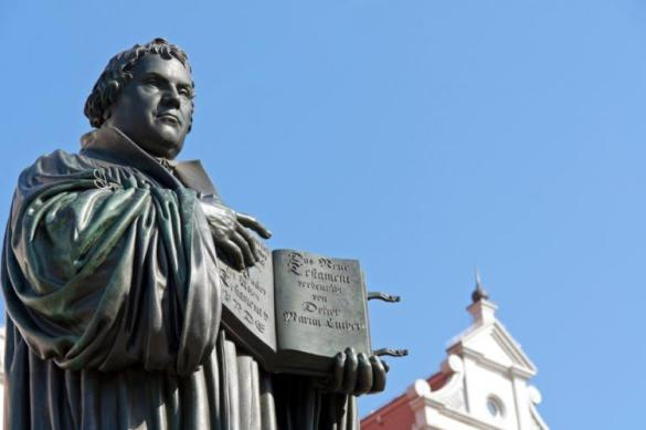 Reformation Day commemorates the efforts that theologian Martin Luther made towards religious and social changes. ©iStockphoto.com/Christina Hanck
