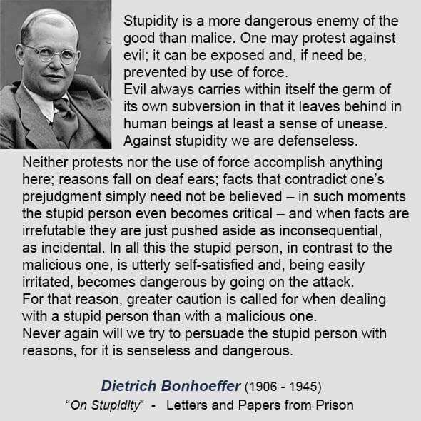 bonhoeffer-on-stupidity