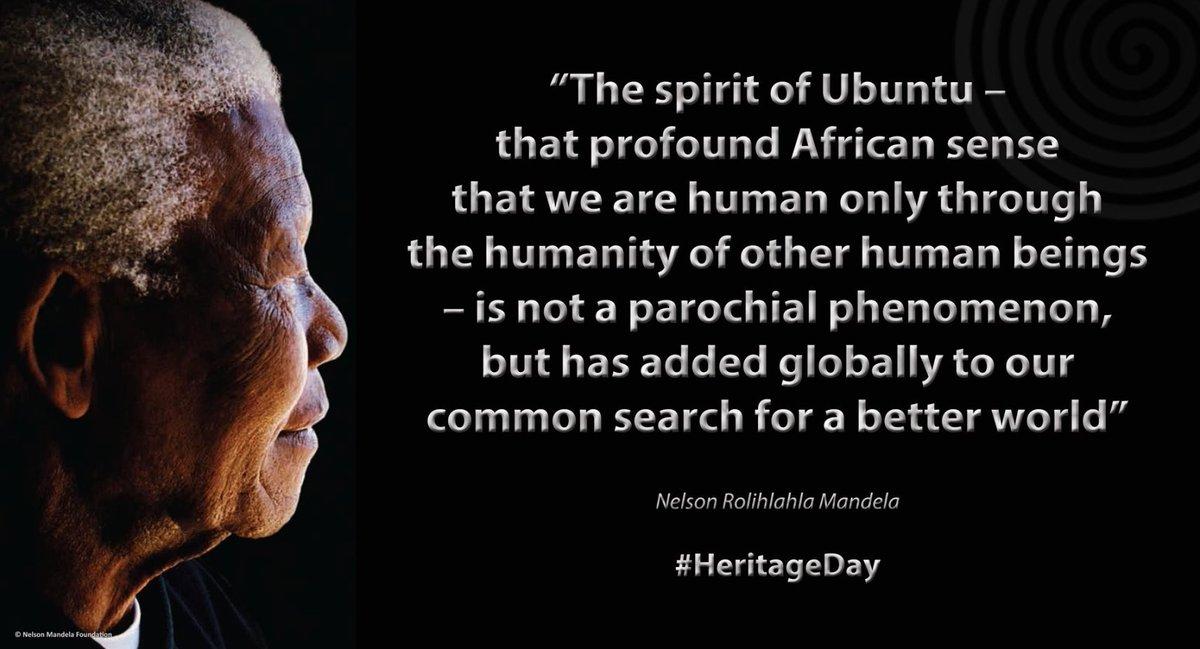 Ubuntu Philosophie